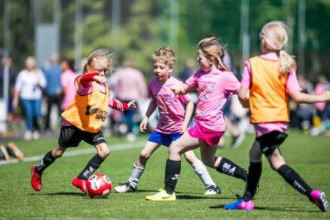 Klassfotbollen i Skövde